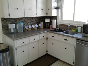 Kitchen Renovation with Sharp Building Solutions - Before