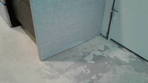 Basement Renovation with Sharp Building Solutions - During