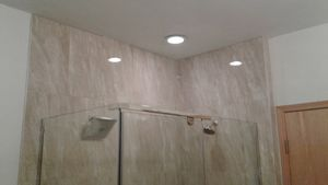 Bathroom Renovation with Sharp Building Solutions - Completed