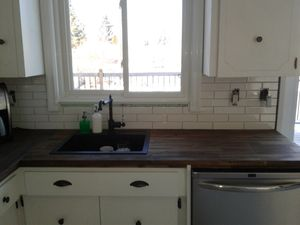 Kitchen Renovation with Sharp Building Solutions - Completed